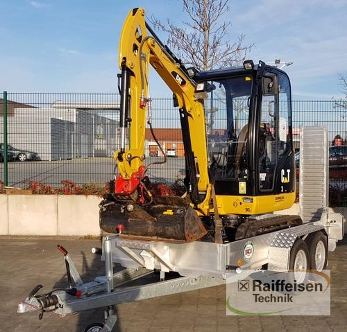 Caterpillar Minibagger 301.7d Year of Build 2018 Husum