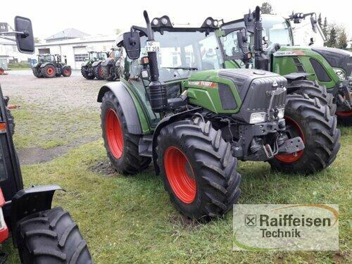 Fendt 208 S Vario S3 TMS
