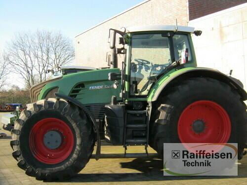 Fendt 924 Vario Årsmodell 2008 4-hjulsdrift