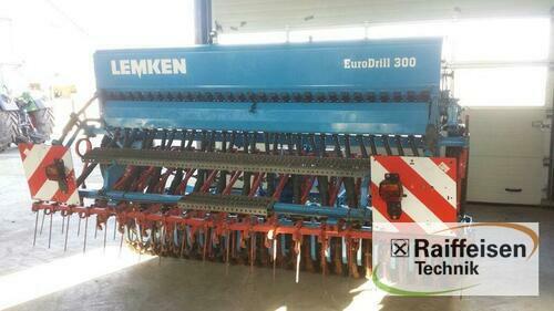 Lemken Euro Drill 300/29 Baujahr 1999 Husum