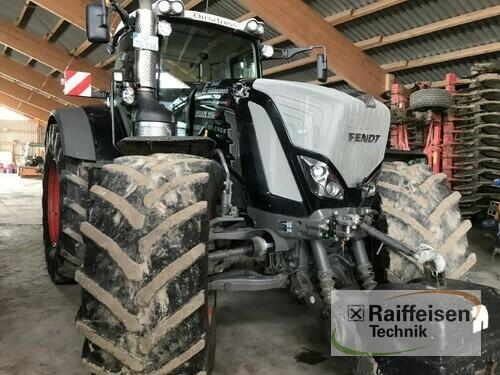 Fendt 936 Vario S4 Profi Plus Año de fabricación 2016 Accionamiento 4 ruedas