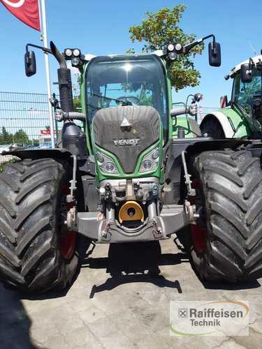 Fendt 724 Vario SCR Year of Build 2014 4WD