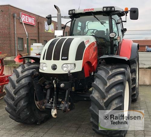Steyr 6230 Cvt Year of Build 2012 4WD