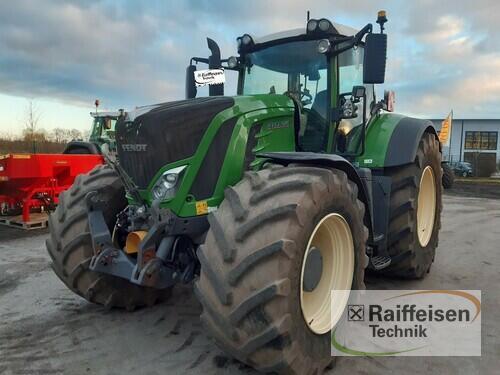 Fendt 936 Vario S4 Baujahr 2017 Allrad