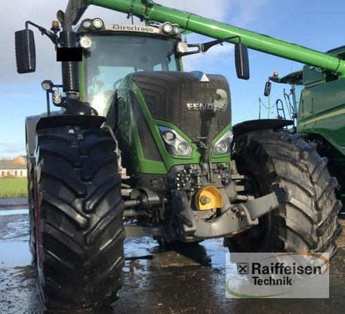 Fendt 933 Vario S4 Profi Plus Year of Build 2018 4WD