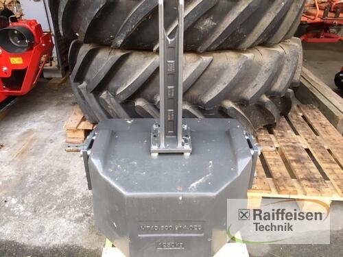 Fendt Belastungsgewicht 1250 K
