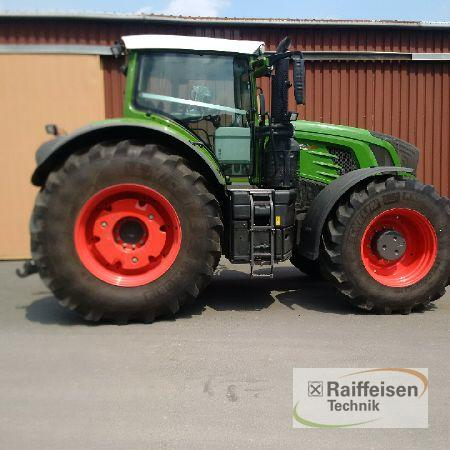Fendt 930 Vario S4 Profi Plus Year of Build 2017 Hofgeismar