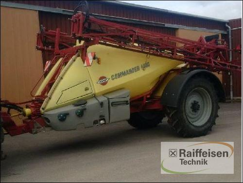 Hardi Commander 4400 Year of Build 2007 Hofgeismar