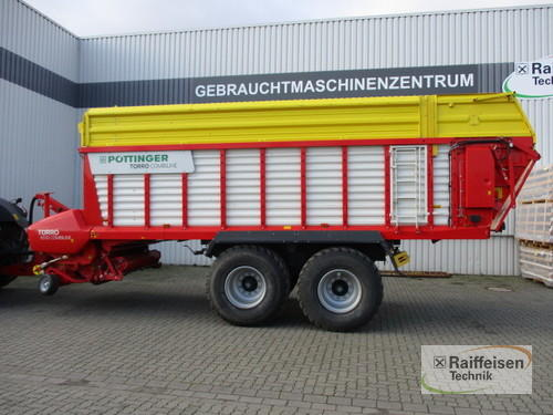 Pöttinger Torro Serie 6510 D Año de fabricación 2015 Korbach