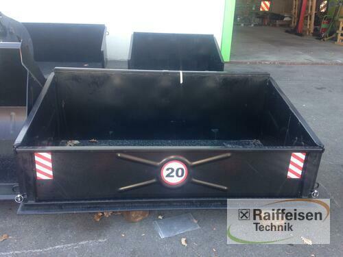 AgroM SZ 2,00m Heckcontainer