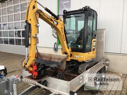 Caterpillar Minibagger 301.6-0 Année de construction 2019 Korbach