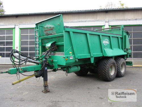 Tebbe Ls 120t Stalldungstreuer Baujahr 2012 Korbach