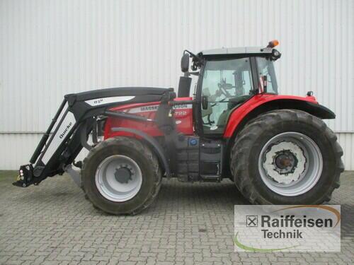 Massey Ferguson MF 7720 Dyna-VT E Frontlader Baujahr 2017
