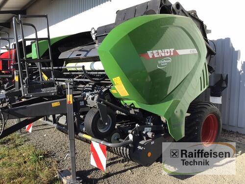 Fendt 4160 V Rundballenpresse Rok výroby 2018 Tüttleben