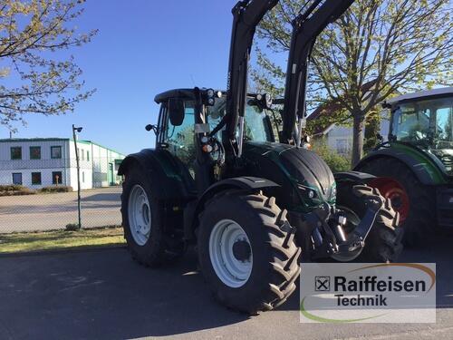 Valtra N134a Mr18 Frontlader Baujahr 2019