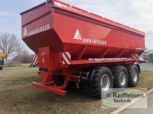 Annaburger Umladewagen Hts 29b.16 (Plus) Année de construction 2021 Tüttleben