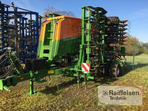 Amazone Cirrus 6003-2 Baujahr 2015 Tüttleben