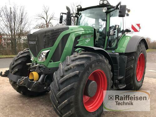 Fendt 939 Vario S4 Profi Plus Rok výroby 2015 Tüttleben