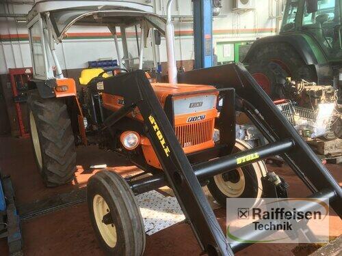 Fiat Trattcri 640 Frontlader Gera