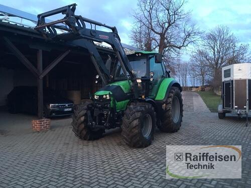Deutz-Fahr Agrostar Serie Année de construction 2014 Gera