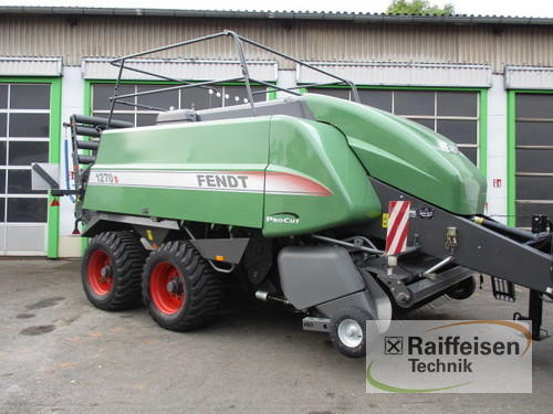 Fendt 1270 S Quaderballenpress
