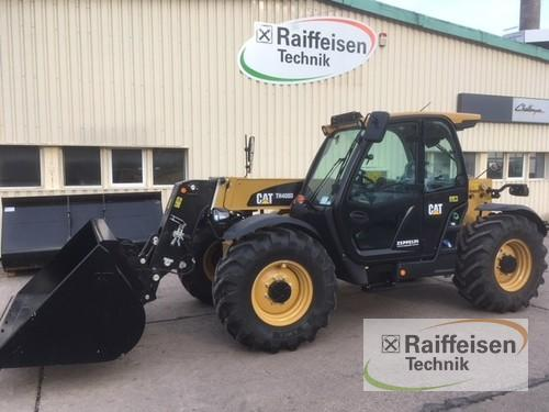 Caterpillar Th 408 D Årsmodell 2018 Ebeleben