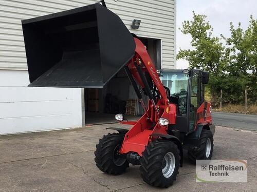 Schäffer Radlader Typ 5680 Z Año de fabricación 2019 Ebeleben