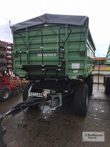 Brantner Z 18051/2 Xxl Rok výroby 2018 Ebeleben