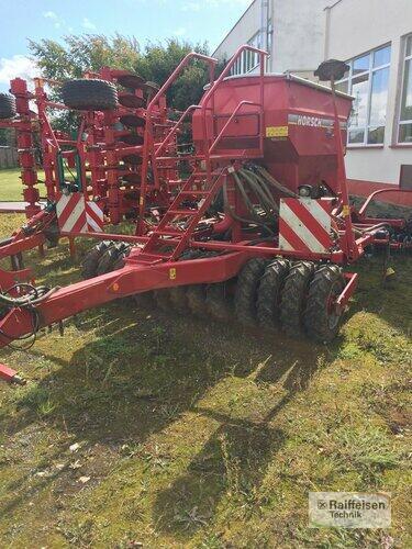 Horsch Sprinter 3 St Byggeår 2012 Ebeleben