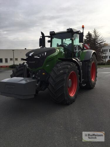 Fendt 1050 Vario S4 Profi Plus Årsmodell 2017 4-hjulsdrift