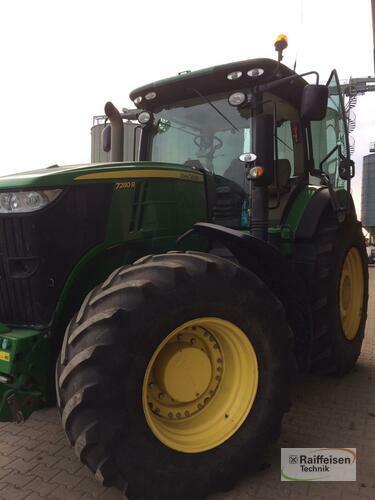 John Deere 7280R Año de fabricación 2012 Accionamiento 4 ruedas