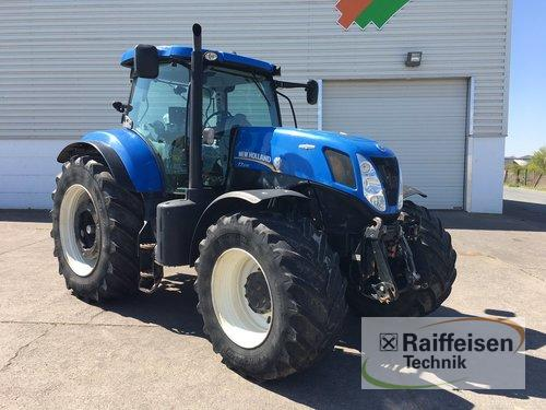 New Holland T 7.270 Auto Command Baujahr 2012 Ebeleben