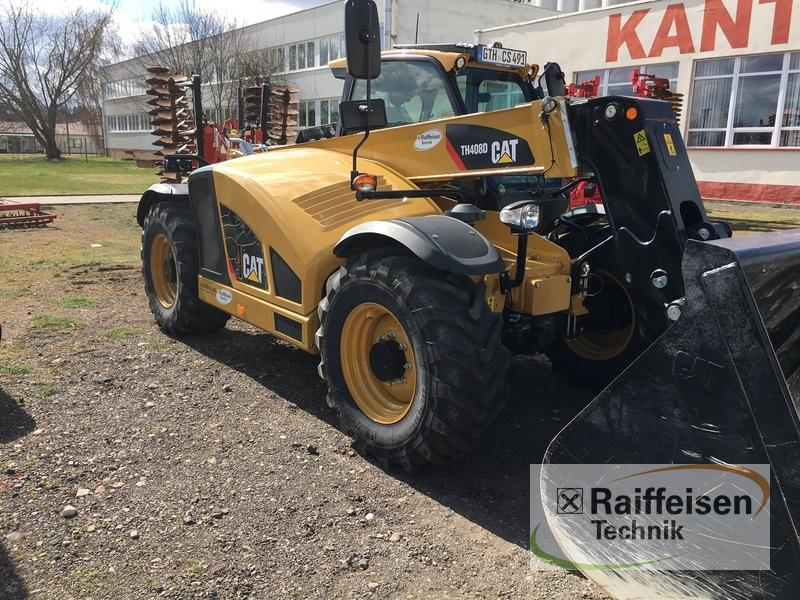 Caterpillar TH 408 D