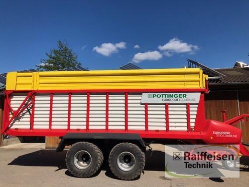 Pöttinger Europrofi 5510 L Com Year of Build 2015 Frankenberg/Eder