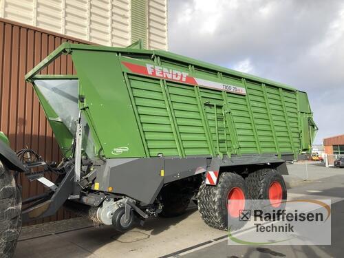 Fendt Tigo 70 Pr Año de fabricación 2018 Frankenberg/Eder