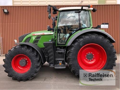 Fendt 718 Vario Gen6 Power+ Se Årsmodell 2021 Frankenberg/Eder