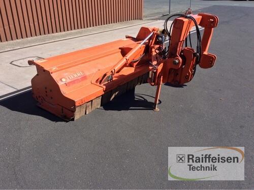 Tierre 230 Mulcher Rok produkcji 2009 Frankenberg/Eder
