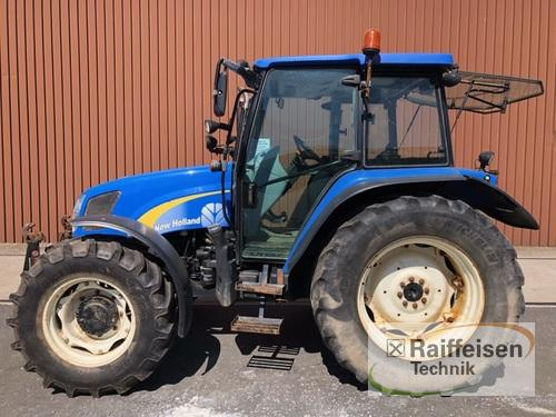 New Holland T 5050 Baujahr 2009 Frankenberg/Eder