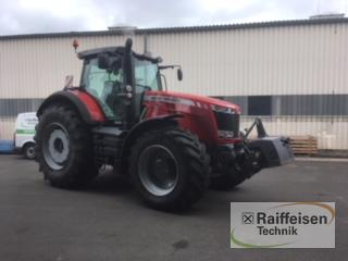 Massey Ferguson 8735 Dyna-Vt E Year of Build 2016 Bad Hersfeld
