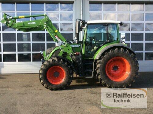 Fendt 516 Vario S4 Profi Anul fabricaţiei 2017 Bad Hersfeld