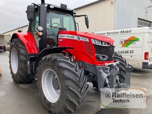 Massey Ferguson 7718 Dyna-Vt Efficient Year of Build 2018 Bad Hersfeld