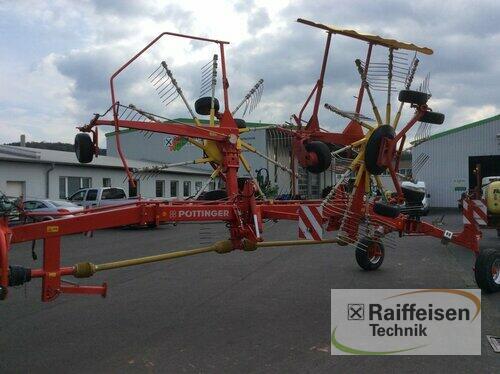 Pöttinger EuroTop 651 Multitast Rok produkcji 2010 Bad Hersfeld