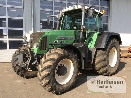 Fendt 716 Vario TMS Year of Build 2004 Bad Hersfeld