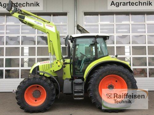 Claas Arion 640 Cebis Frontlaster Bad Hersfeld
