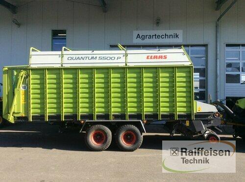 Claas Ladewagen Quantum 5500 P