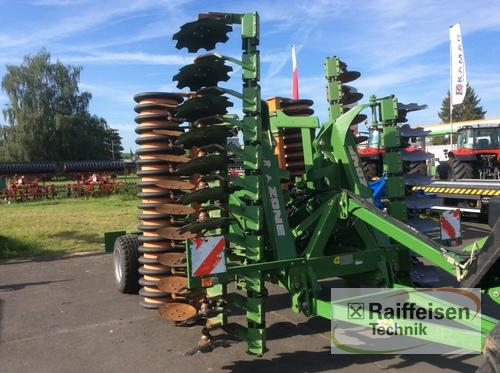 Amazone Scheibenegge Catros+ 5001-2 Ts Anul fabricaţiei 2012 Bad Hersfeld