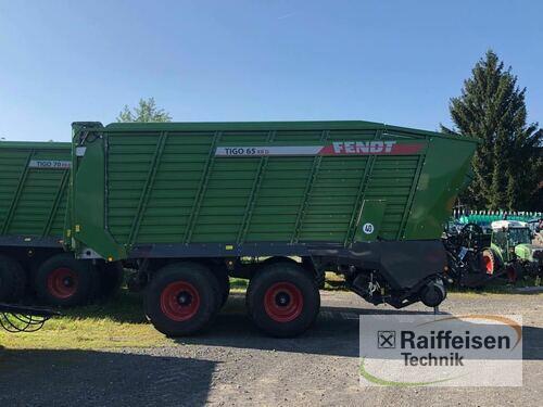 Fendt Tigo 65 Xr Grundumfang Godina proizvodnje 2018 Homberg/Efze