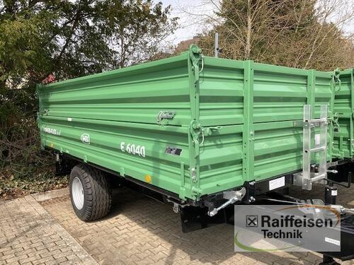 Brantner Einachskipper E6040 Baujahr 2021 Homberg/Efze