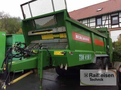 Bergmann Tsw 4190 S Baujahr 2006 Homberg/Efze