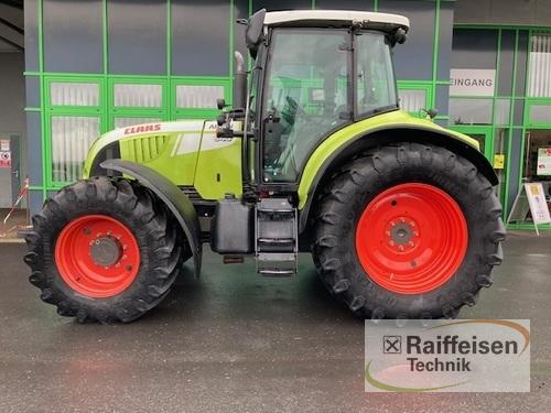 Claas Arion 640 CIS Year of Build 2008 4WD